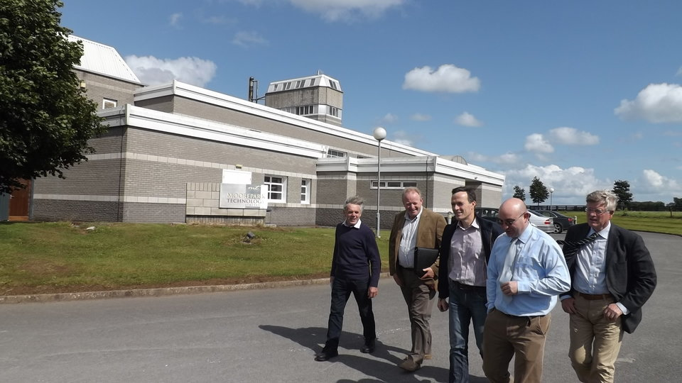 Visit to the Pilot Plant at Moorepark Technology Ltd